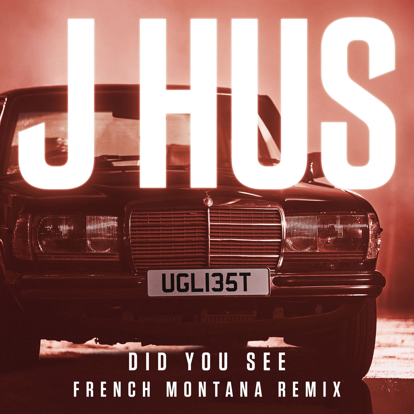 J Hus Remixes 'Did You See' with French Montana